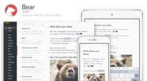 Bear for iOS