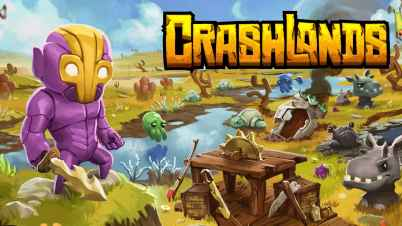 Crashlands for iPhone