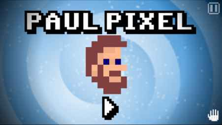 Paul Pixel for iPhone
