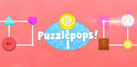Puzzlepops for iPhone