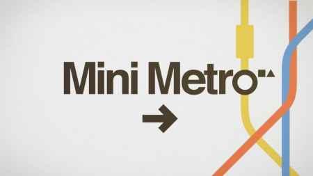 Mini Metro for iPhone