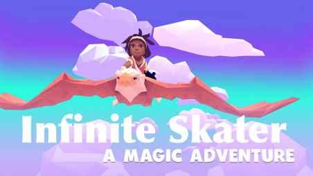 Infinite Skater for iPhone