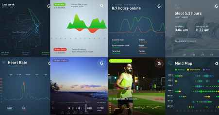 Gyroscope Health for iPhone