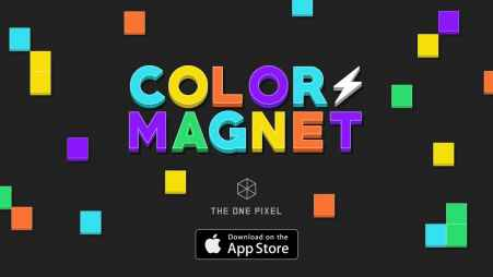 Color Magnet for iPhone