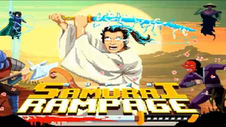 Super Samurai Rampage for iPhone