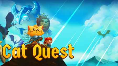 Cat Quest for iPhone