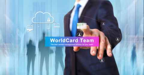 WorldCard Mobile for iOS