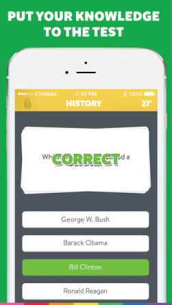 Trivia Crack for iPhone