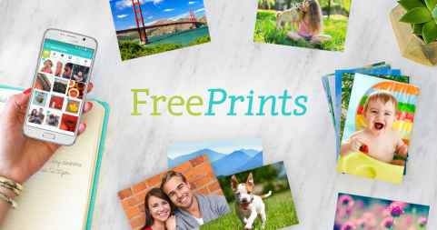 FreePrints for iPhone