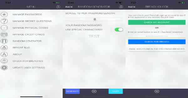 PassVult – Anti-Cloud Password Manager