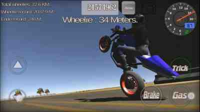 Wheelie King 3D for iOS – Top Bike Racing