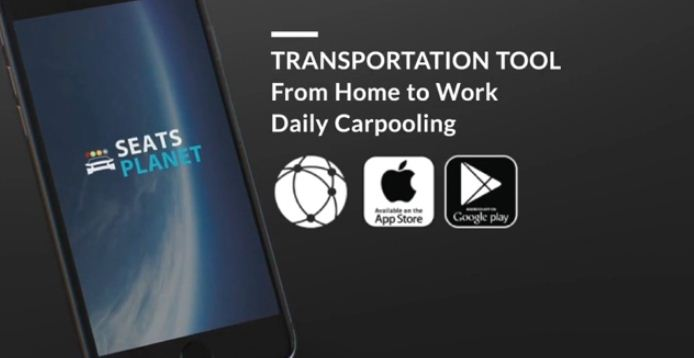 SeatsPlanet –Share Ride together in carpool