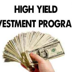 HYIP software - High yield investment program