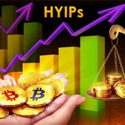 HYIP script - High yield investment program
