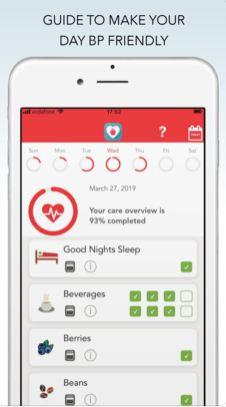 BP Healthy - Blood Pressure + for iOS