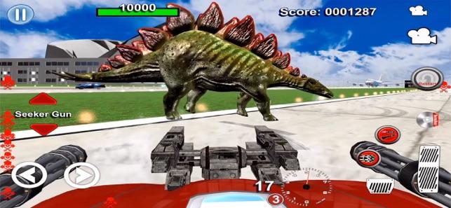 Dino Car Battle-Driver Warrior