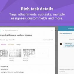 Infolio – Popular Task management and team collaboration app