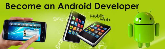 ANDROID APP DEVELOPER TRAINING