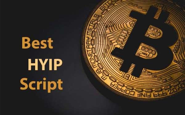 Bitcoin HYIP Software